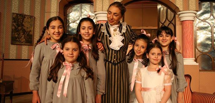 Elisa Mary Spagnolo, Sara Anfuso, Maria Luisa Caponnetto, Carla Iole Borzì, Giorgia Prezzavento, Sabrina Vallone